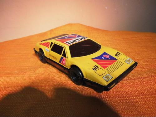 DDR Spielzeug - Auto, Friktionsmotor, Blech, Rallye Auto / Sammler, Ostalgie bei Hood.de